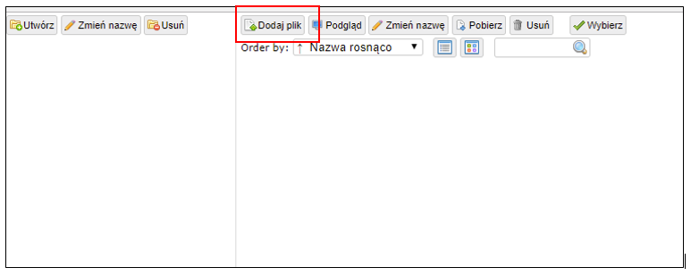 Dateibrowser, der es angemeldeten Benutzern mit entsprechenden Berechtigungen (getestetes Administratorkonto) ermöglicht, diese auch zu speichern (einschließlich Skripts, die Befehle auf dem System ausführen)