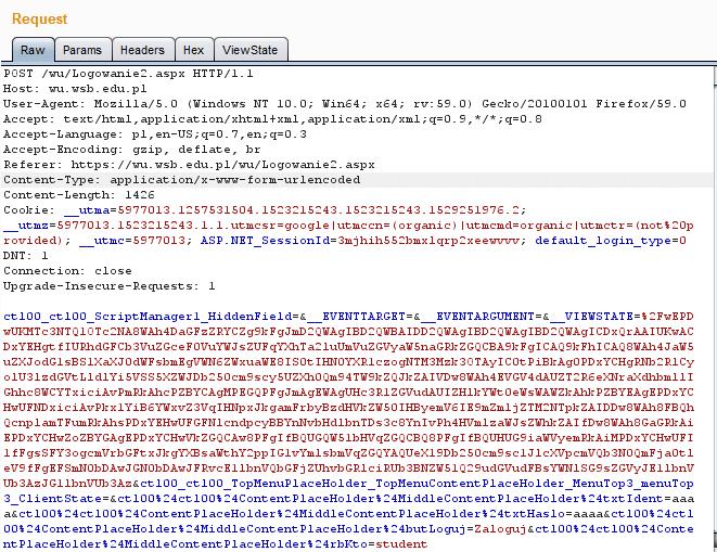 向应用服务器发送用户身份验证请求