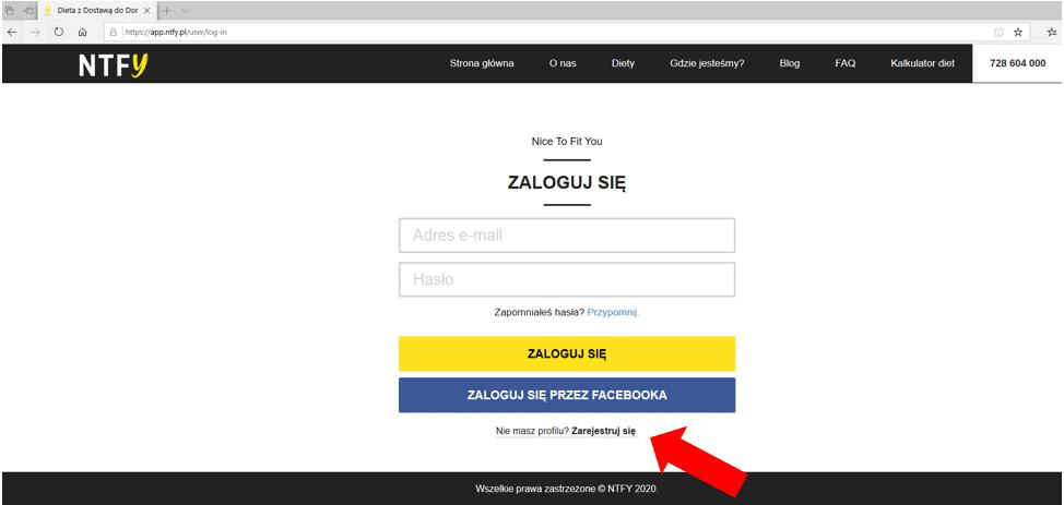 注册不错,适合你的网络应用程序