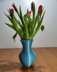 watertight vase