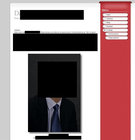 strona dyrektora